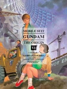 Mobile Suit Gundam Origin Vol 06