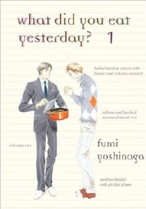 What Did You Eat Yesterday Vol 01