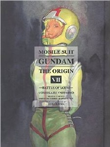 Mobile Suit Gundam Origin Vol 07