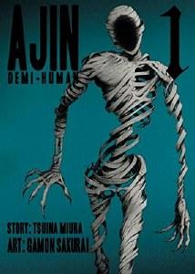 Ajin Demi Human Vol 01