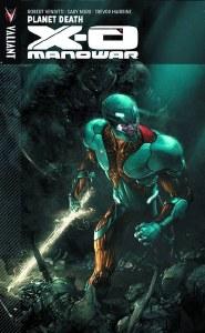 X-O Manowar TP Vol 03 Planet Death