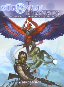 Strange RPG In Translation Character Options
