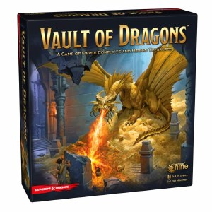 Dungeons and Dragons Vault of Dragons