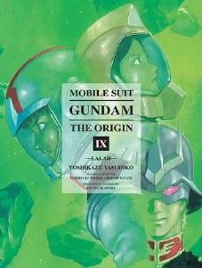 Mobile Suit Gundam Origin Vol 09