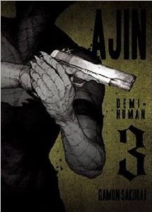 Ajin Demi Human Vol 03
