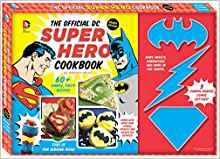 Official DC Superhero Cookbook Deluxe Edition