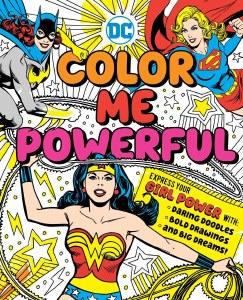DC Color Me Powerful