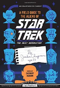 Field Guide to the Aliens of STar Trek The Next Generation