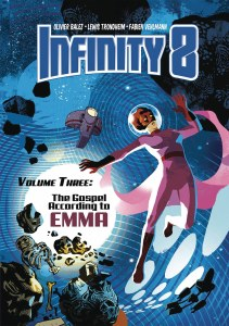 Infinity 8 HC Vol 03 Gospel According To Emma
