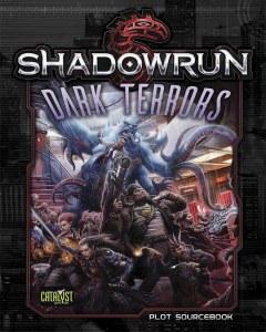 Shadowrun Dark Terrors RPG Book