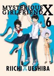 Mysterious Girlfriend X  Vol 6