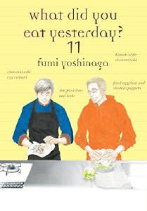 What Did You Eat Yesterday Vol 11