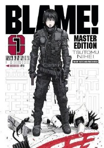 Blame! Master Edition Vol 01