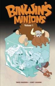 Binwins Minions GN Vol 01
