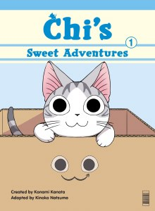 Chi's Sweet Adventures Vol 01