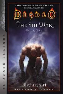 Diablo Sin War Book One Birthright
