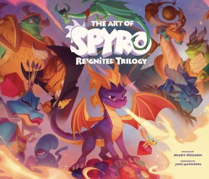 Art of Spyro Reignited Trilogy HC