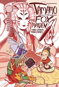 Tamamo The Fox Maiden And Other Stories TP