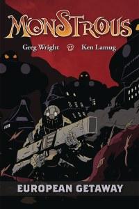 Monstrous TP Vol 02 European Getaway