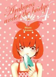 Arakawa Under the Bridge Vol 04