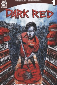 Dark Red TP Vol 01
