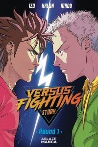 Versus Fighting Story GN Vol 01