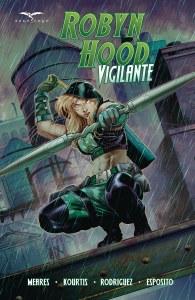 Robyn Hood Vigilante TP