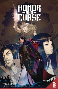Honor and Curse TP Vol 02 Mended