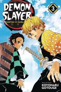 Demon Slayer Vol 03