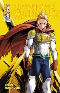 My Hero Academia Vol 17