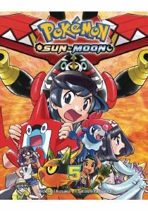 Pokemon Sun & Moon Vol 05