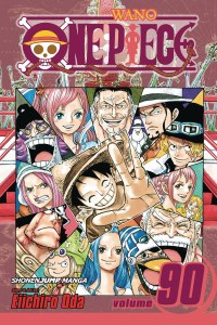 One Piece Volume 90