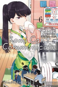 Komi Cant Communicate Vol 06