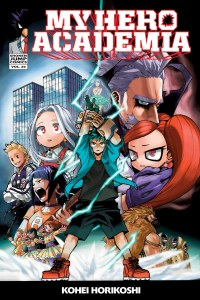My Hero Academia Vol 20