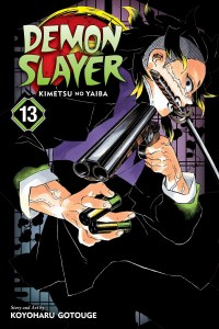 Demon Slayer Vol 13