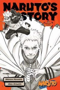 Naruto Naruto's Story Family Day