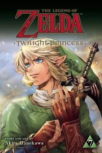 Legend of Zelda Twilight Princess Vol 07