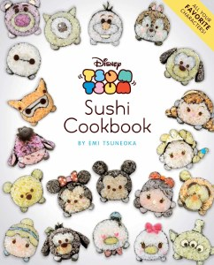 Tsum Tsum Sushi Cookbook