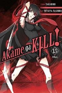 Akame ga Kill Volume 15