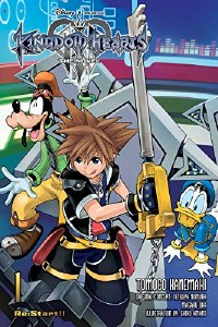 Kingdom Hearts III Novel Re:Start Vol 01