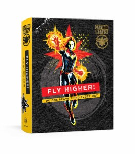 Captain Marvel Journal: Fly Higher! SC