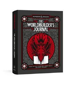 Dungeons & Dragons Worldbuilder's Journalof Legendary Adventures