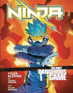 Ninja Most Dangerous Game GN Vol 01