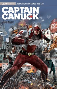Captain Canuck TP Vol 03 Harbinger