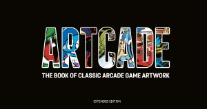 Artcade The Book of Classic Arcade Game Artwork HC