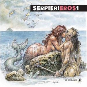 Serpieri Eros Vol 1 Bilingual Collection