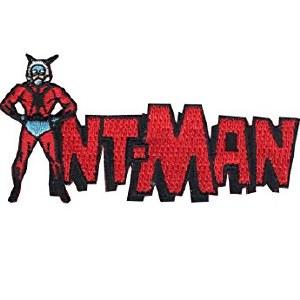 Antman Retro Logo Patch