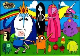 Adventure Time Cast Sticker