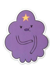 Adventure Time Lumpy Space Princess Sticker