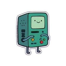 Adventure Time BMO Sticker